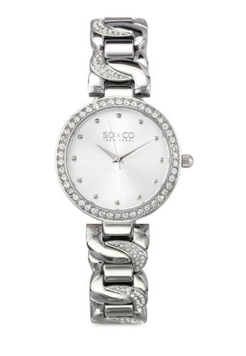 SO&CO silver Soho Watch 5062 SO540AC0SHMQMY_1