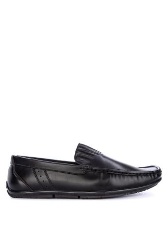 Italianos black Ivan Loafers 19112SH4EC3846GS_1