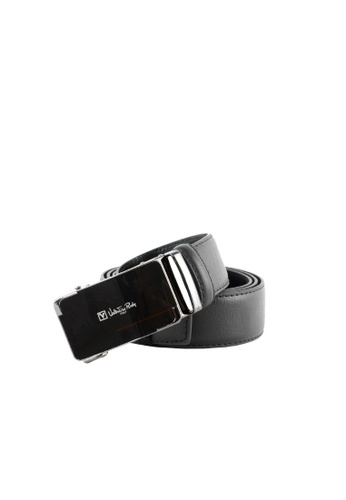 Valentino Rudy black Valentino Rudy Italy Men's 36mm Leather Auto Gear Buckle Belt 0463002-328 59EACAC2AA5AB1GS_1