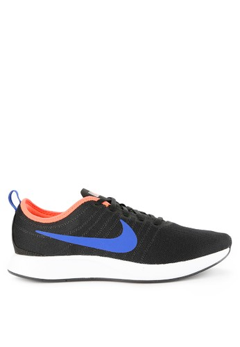 Nike black Men's Nike Dualtone Racer Shoes 7E5EDSH095C566GS_1