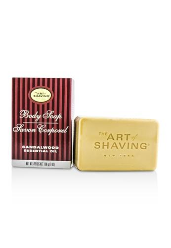 The Art Of Shaving THE ART OF SHAVING - Body Soap - Sandalwood Essential Oil 198g/7oz 69889BE0479906GS_1