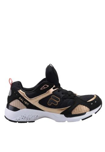 FILA black BERMUDA-W Sport Shoe EC154SHB59C758GS_1