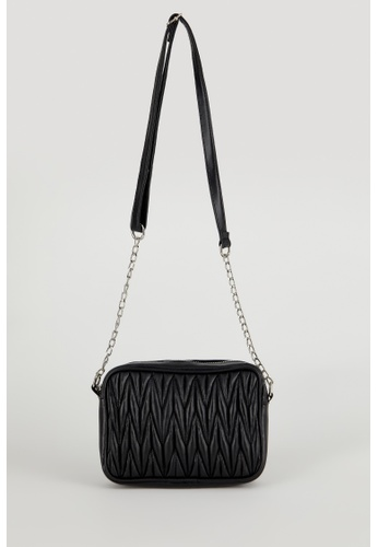 DeFacto black Woman Shoulder Bag F2E46ACF0140DBGS_1