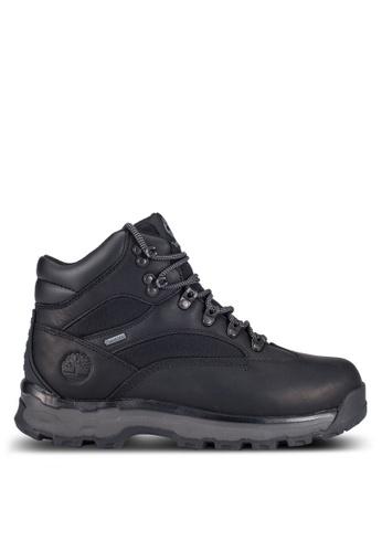 Timberland black Chocorua Trail 2 Mid Gore-Tex Boots TI063SH0RFMPMY_1