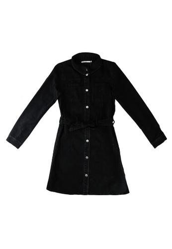 ONLY black KONHARPER DNM DRESS QTY 8B0E4KA61AC86FGS_1