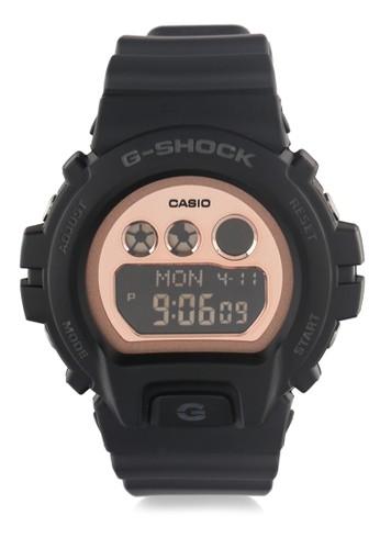 G-Shock black and gold G-shock Men GMD-S6900MC-1DR Black Gold 69614AC22368F9GS_1