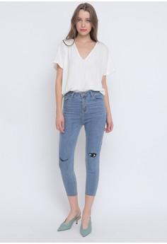 Jual Skinny Jeans Wanita Terbaru Zalora Indonesia