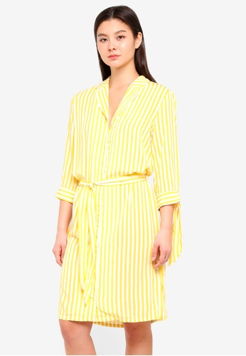 MbyM yellow Anqelina Dress D9FCDAA5A6E115GS_1