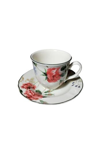 Claytan Priscilla W Banding - Cup & saucer 4E83DHLDE7103FGS_1