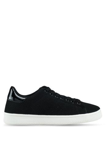 Rubi black Cathryn Knit Sneakers 33ED4SH56FF006GS_1