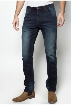 Spencer Moonlight Rust Pants