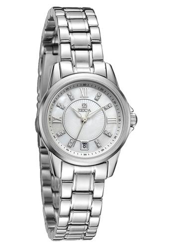 ZECA silver Zeca Watches Couple Ladies Fashion - 308L Silver ZE260AC86SKVSG_1
