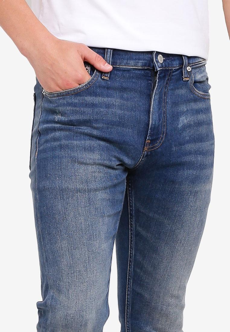 Dark Klein Blue Klein Jeans Hamilton 026 Jeans Slim Calvin Calvin IzggxYn8q