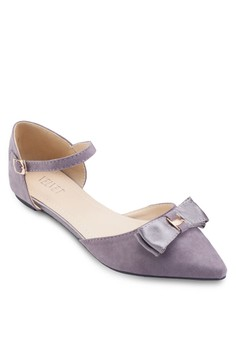 Clara Little Bow Flats