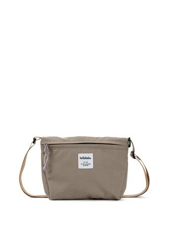 Hellolulu brown Cana - Compact Utility Bag 8861EAC873FD94GS_1