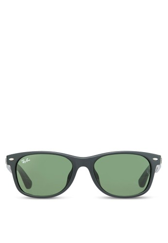 New Wayfarer 多色太陽zalora時尚購物網的koumi koumi眼鏡, 飾品配件, 飾品配件