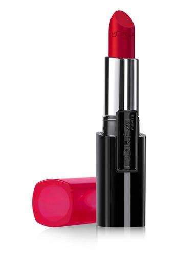 L'Oréal Paris pink L'Oreal Paris Infallible Le Rouge 212 Rambling Rose 84E31BEC88A8C4GS_1