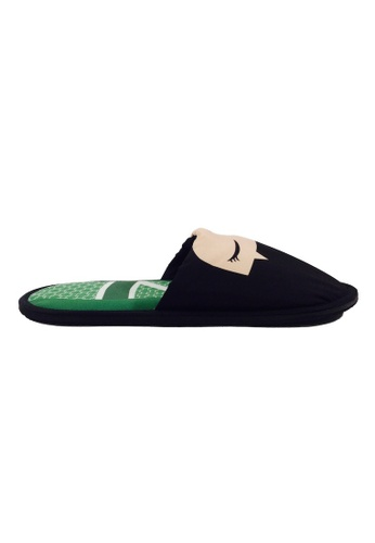 ROY & BIV green Keshi Bedroom Slipper  RO781SH48JWDPH_1