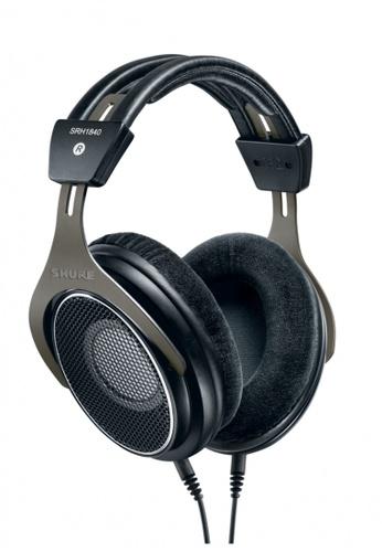 Shure Shure SRH1840 Professional Open-Back Stereo Headphones 9B4BCESB4CA3AFGS_1