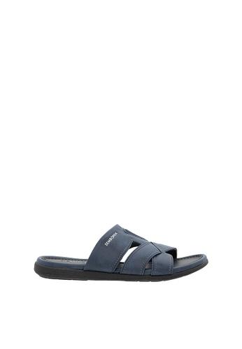 SEMBONIA blue SEMBONIA Men Sandal (Blue) 2A000SH19C72D3GS_1