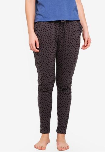 Cotton On Body grey Jersey Harem Pants 35CACAADBFC0C6GS_1
