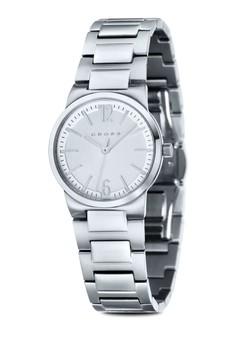 New Roman Slim 3-Hands Watch