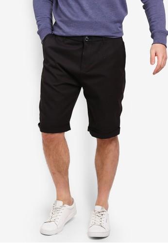 ESPRIT black Woven Regular Shorts 41874AA52A3B4CGS_1