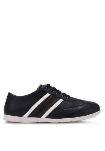 Rocklander black Casual Sneakers RO978SH0RVPWMY_1