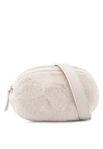 9cc082492b Buy TOPSHOP Round Faux Fur Bumbag
