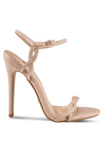 Billini beige Venus Heels BI606SH0RT2GMY_1