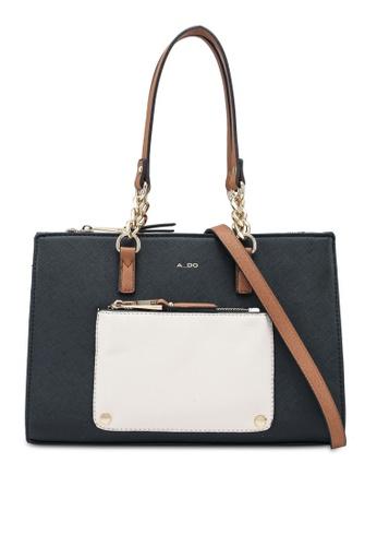 Aldo Brown Elromini Handbag 26bc2ac92b7124gs 1