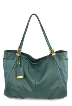 Sofia Leather Shoulder Bag