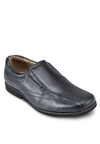 Houstonesprit sg 經典方頭皮鞋, 鞋, 鞋