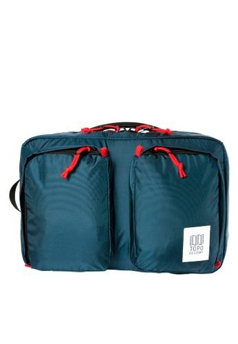 Topo Designs blue Topo Designs Global Briefcase 3-day 2D974ACB9E3B8EGS_1