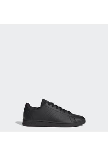 ADIDAS black adidas Advantage Shoes D3D28KSAD7479EGS_1
