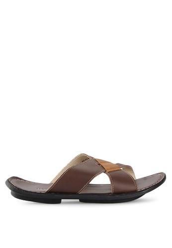 MARC & STUART Shoes brown Sandal Keys MA456SH0UA7DID_1