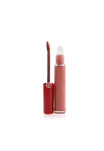Giorgio Armani GIORGIO ARMANI - Lip Maestro Intense Velvet Color (Liquid Lipstick) - # 500 (Blush) 6.5ml/0.22oz 821FEBE1643C49GS_1