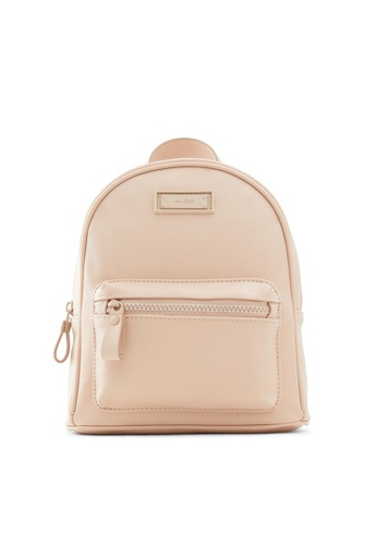 ALDO pink Rolf Backpack 027FAACBE83F15GS_1