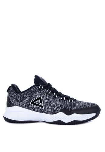 PEAK black EW8207A Tr7 Romeo 2 Basketball Shoes 28392SH47B9225GS_1