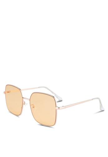 ALDO orange Crunia Sunglasses C7E04GL8966D19GS_1