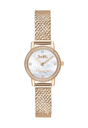 Coach white Coach Audrey White Mother Of Pearl Women's Watch (14503372) B3408ACDBCF573GS_1