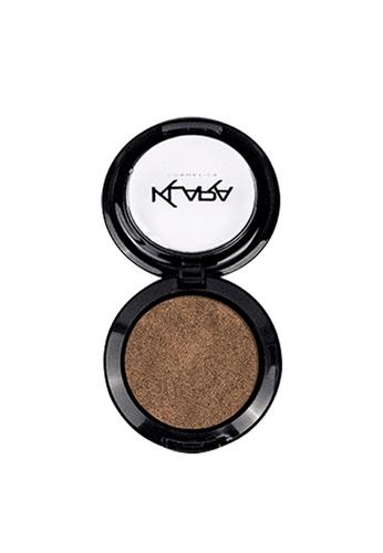 KLARA COSMETICS brown Shimmer Eyeshadow #4 - Copper Brown BE352BE32AA3ECGS_1