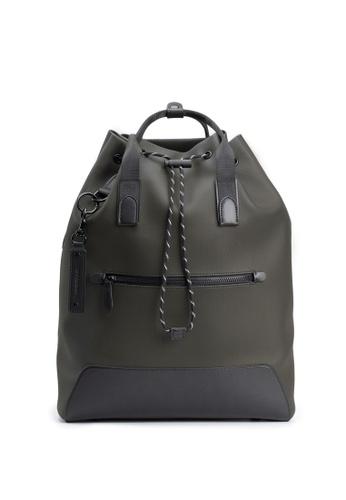 Maverick & Co. Maverick & Co. Oasis Backpack  - Olive 316BEAC78C80E7GS_1