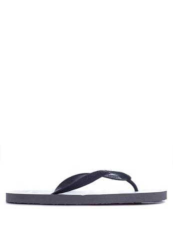 BENCH grey Printed Slippers BE550SH43LWAPH_1