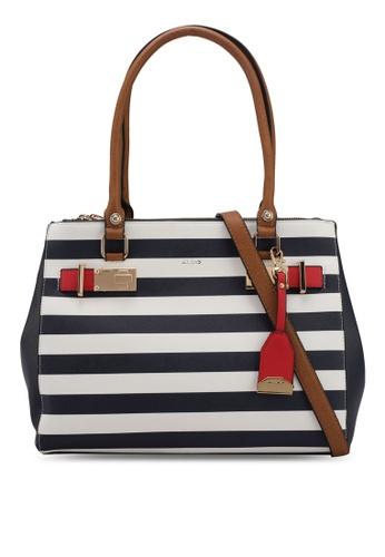 ALDO navy Scammell Handbag B6090AC7443C97GS_1