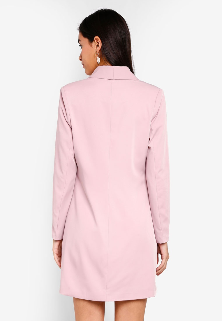 Tuxedo Dress ZALORA Dress ZALORA Tuxedo ZALORA Pink Dress Pink Tuxedo Pink Dress ZALORA Pink Tuxedo Tuxedo Cvwvtzq