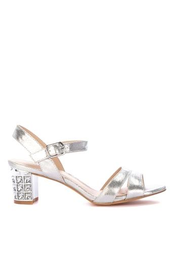5a295d28fc08 Shop Matthews Cassidy Heeled Sandals Online on ZALORA Philippines