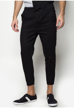 Joms Jogger Pants with 4 Pocket Details and Draw String