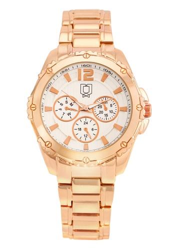 BRANWYN gold Alyssa Rosegold Steel Watch BR709AC94QWJPH_1