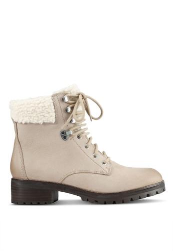 ALDO grey Uleladda Boots AL087SH0S3V4MY_1
